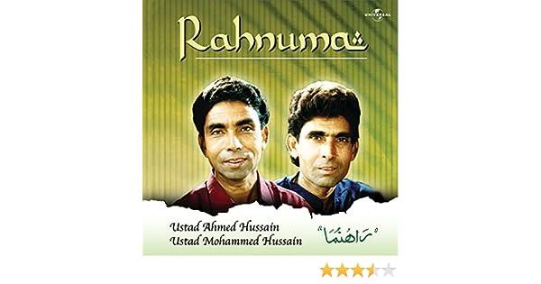 ahmed hussain mohammed hussain ghazals rehnuma free download
