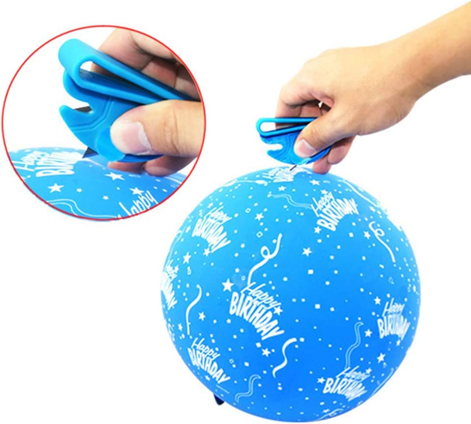 Balloon Ribbon Cutter Fixed on Belt Balloons Blade to Cut Ribbon Balloon Tool ^F