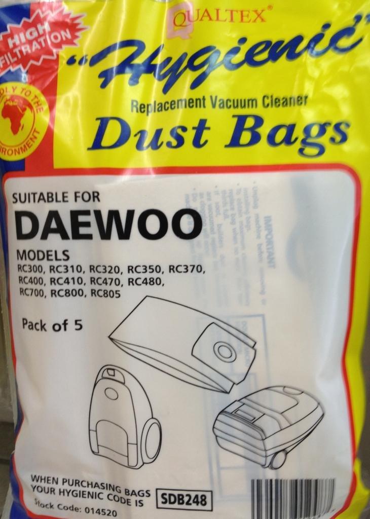 Pk5 Daewoo Rc300 Bags Jegs