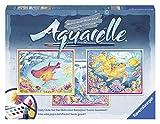 Ravensburger Aquarelle Ocean World - Arts & Crafts Kit Playset