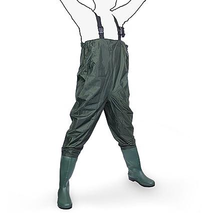 Hosenträger GR.42 Cormoran PVC Wathose m Bekleidung