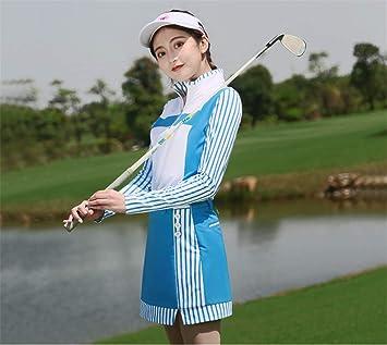 incomparable varios estilos hermosa en color WHARMSS Ropa De Golf Protector Solar De Verano para Mujer ...