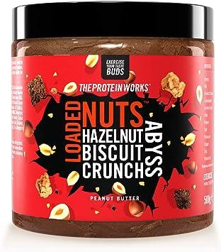 Crema De Cacahuete Loaded Nuts | Crema De Cacahuete Con ...