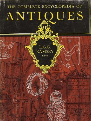 The Complete Encyclopedia of Antiques (Tiffany Clearance Jewellery)