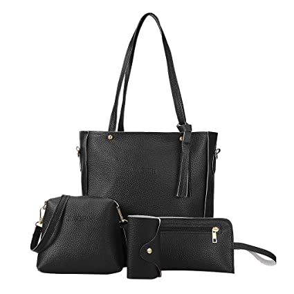 80% OFF Women Four-Piece Handbag