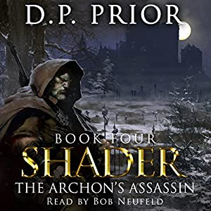The Archon's Assassin Audiobook