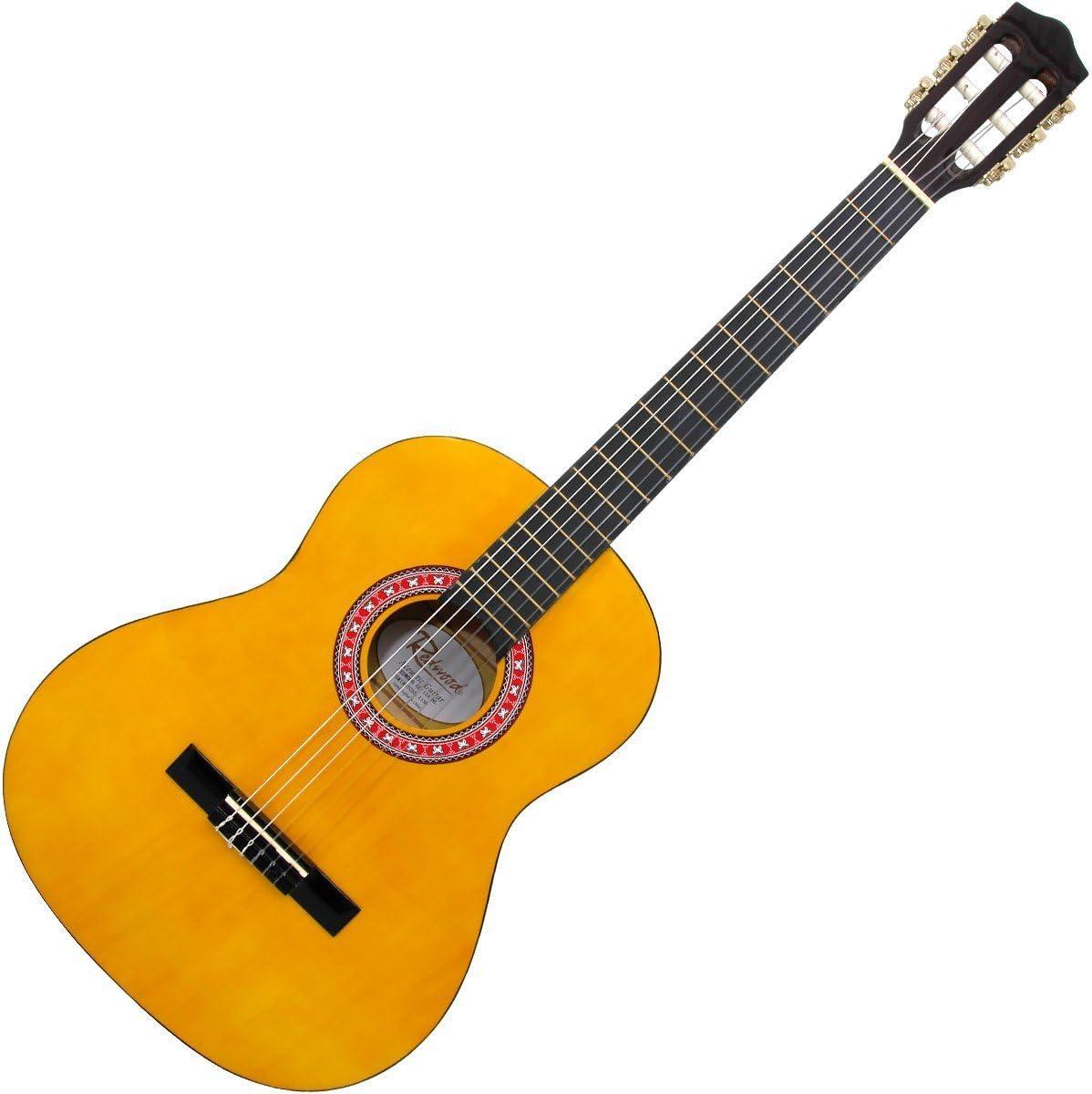Redwood cg-2343/4tamaño guitarra clásica, acabado brillante), color natural