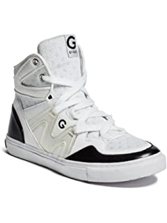 3773aab601ac4 Amazon.com | G by GUESS Backer2 Women's Lace-Up Sneakers Shoes ...