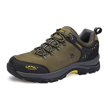 Amazon.com: CAMEL Men's Outdoor Hiking Shoes Low-top Professional Non slip  Breathable Outdoor Sneaker: Sports & Outdoors