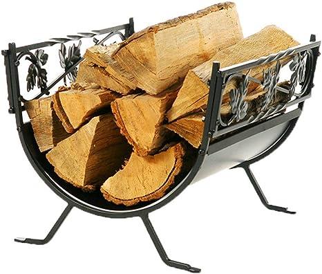 Fireplace Basket of Felt Red Wood Basket Felt Basket XL Firewood Basket Stove Basket Fireplace