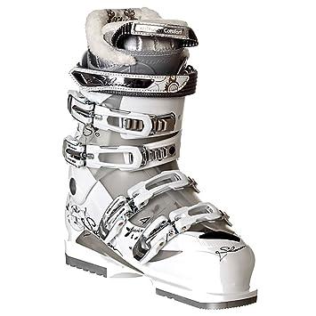 White Femme Femme Ski De Divine Chaussures Salomon 4 Blanccryst wqB6SOP