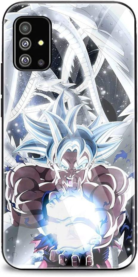 Amazon.com: FUTURECASE Japanese Anime Dragon Ball Super Saiyan DBZ Tempered Glass Case for Samsung S9 S9 Plus Note 9 10 10 Plus Lite S20 Plus Ultra A51 A71 A81 Fitted Covers (41, Samsung S9 Plus): Computers & Accessories