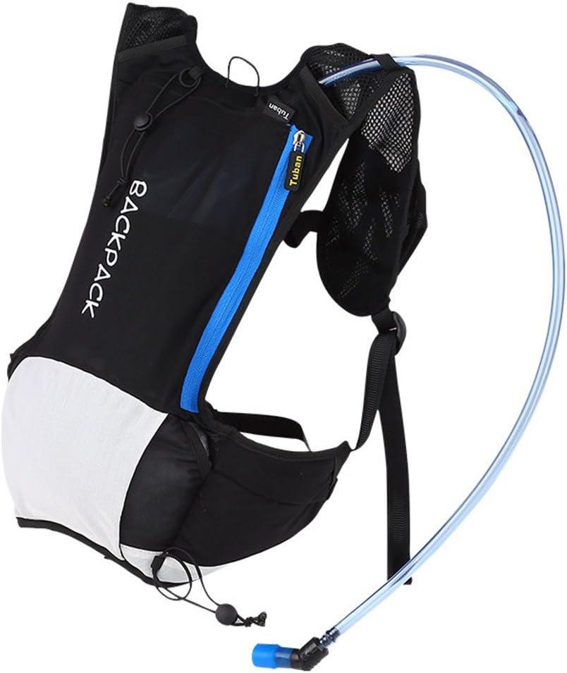 Cyclisme Voyage Course Holzsammlung Etanche Ultra-l/éger Sac /à Dos dHydratation avec Poche /à Eau 2L pour Randonn/ée Footing Alpinisme V/élo