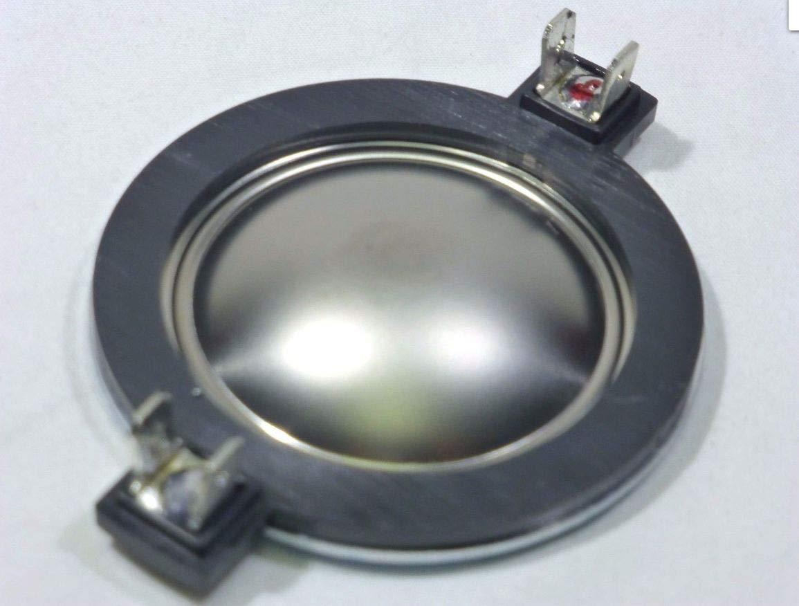 交換用チタンダイヤフラム、Fane CD-140、CD140S、CD-150N、ドライバー@ 8ohm。 B0721TCT33