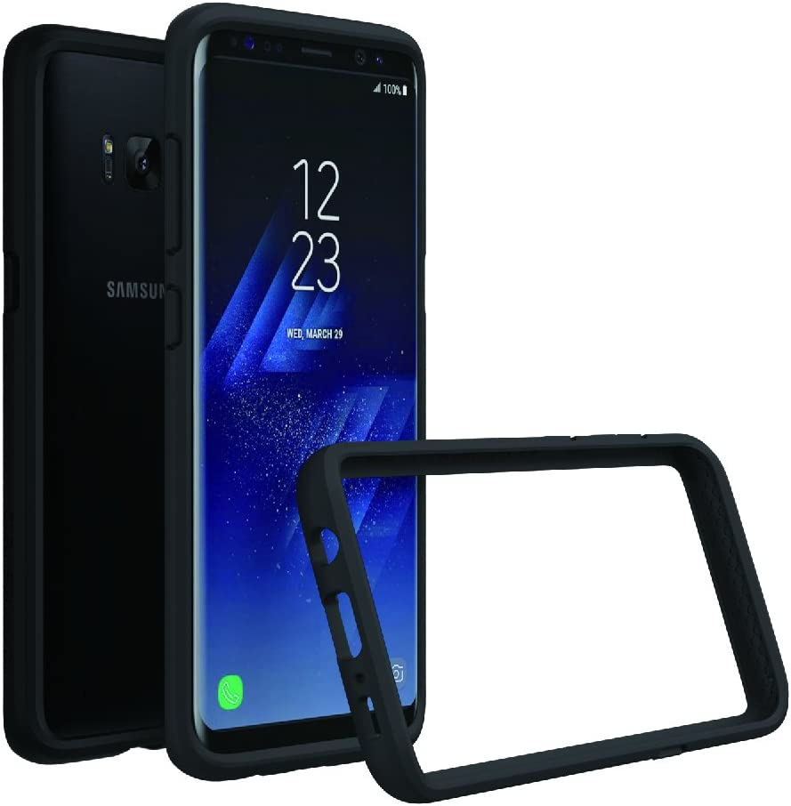RhinoShield Funda Bumper Compatible con Samsung [Galaxy S8] | CrashGuard: Amazon.es: Electrónica
