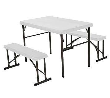 Lifetime Pique Table À Valises De Nique Pliante 3 Campingamp; gyf7vYb6