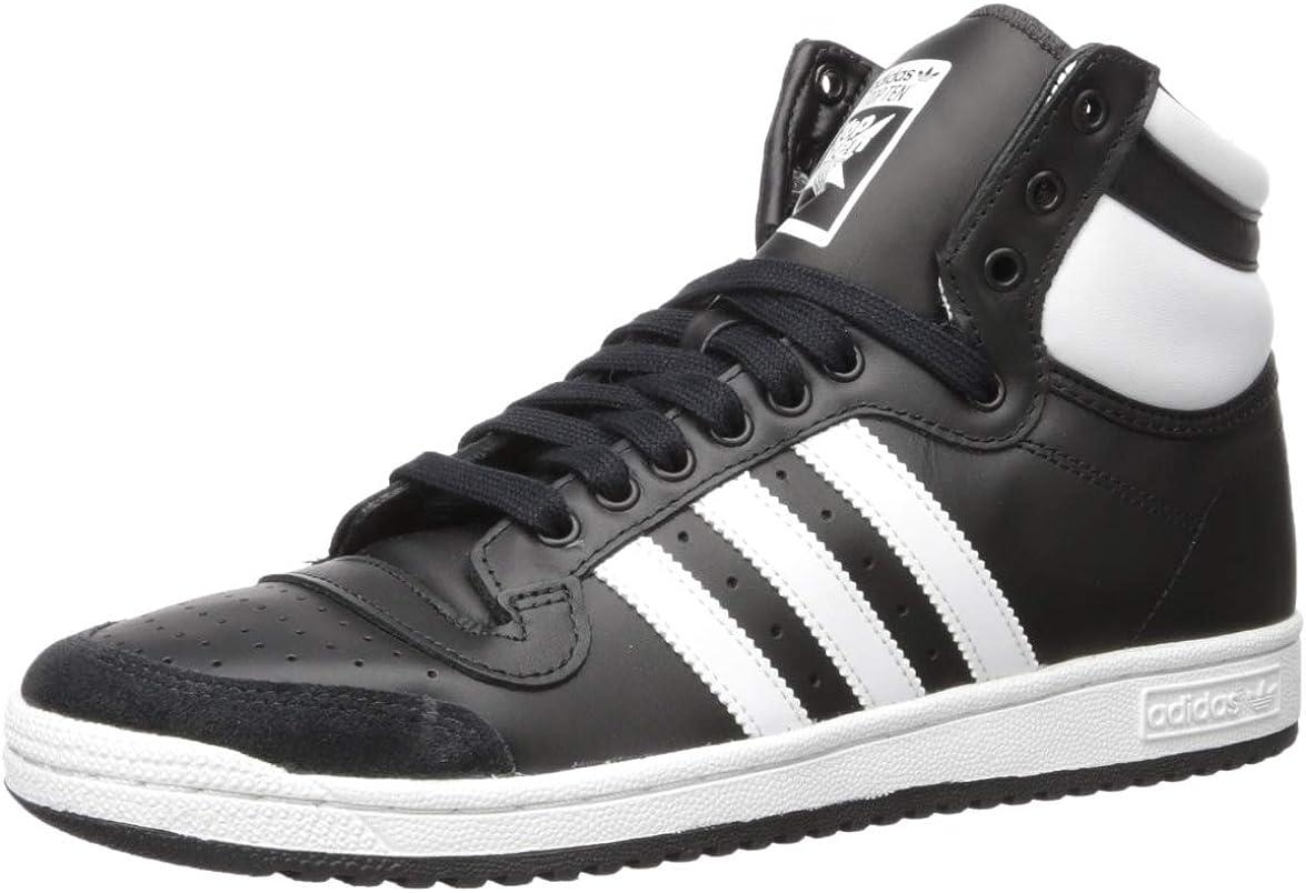 si maximizar Traer  Amazon.com | adidas Originals Men's Top Ten Hi Basketball Shoe | Fashion  Sneakers
