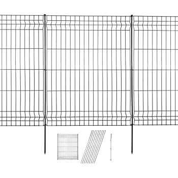 Amazon Com Deer Fence Bottom Stakes 12 In Kinked Fence