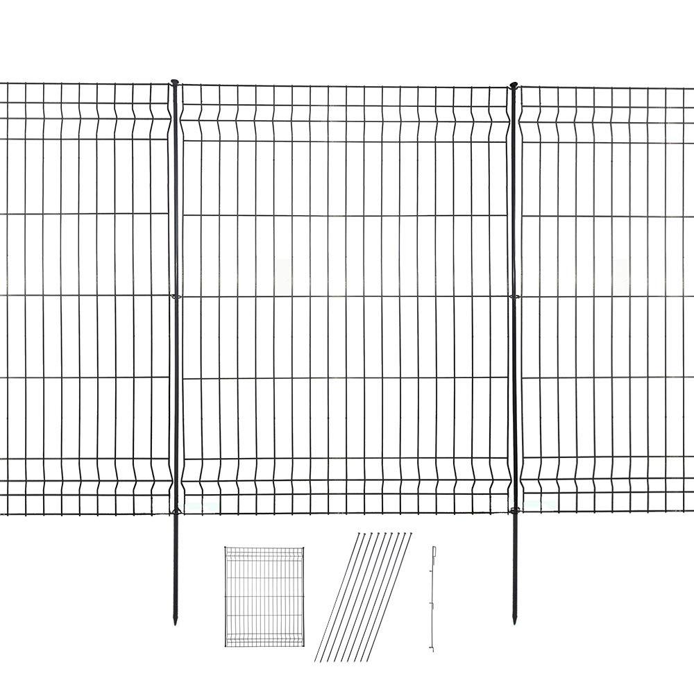 HopeSun Decorative Garden Fence Fast Installation Multi-Purpose Fence Kit