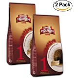 2 Pack Value Trung Nguyen Creative 1 Ground Coffee