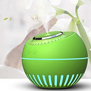 NanKin Portable Ultrasonic Cool Mist Humidifier USB Charge...