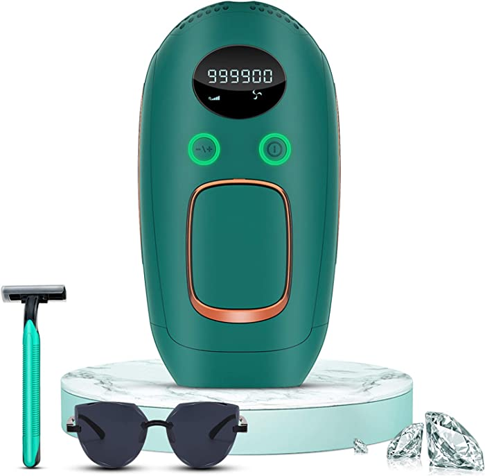 Updated 2021 – Top 10 At Home Laser Hair Removal Men