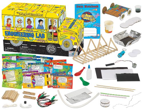 Young Scientist Club The Magic School Bus Engineering Lab (School Kit)