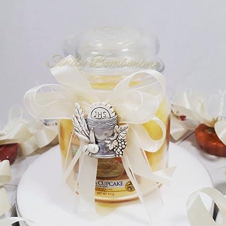 Bomboniere Matrimonio Yankee Candle.Sindy Bomboniere Torta Per Prima Comunione Yankee Candle Con