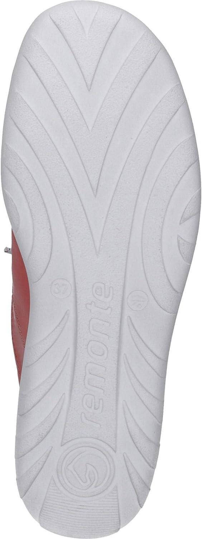 Remonte R3515 Sneakers voor dames Rood koraal 33