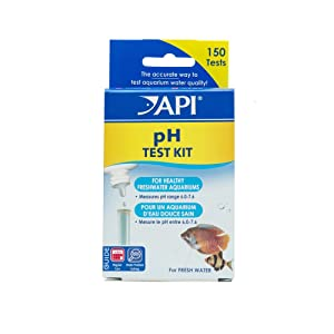 API Freshwater PH Test Kit, 250 tests