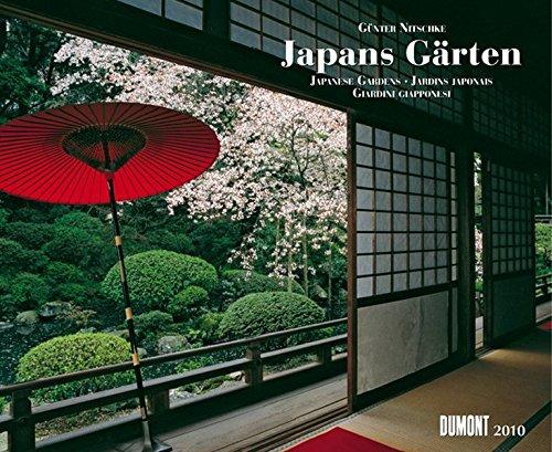Japans Gärten, Fotokunst-Kalender 2010