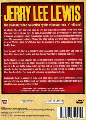 Jerry Lee Lewis: Greatest Live Performances of the 50s, 60s and 70s