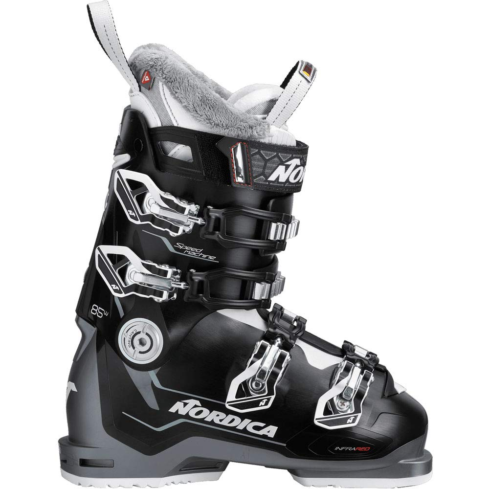 Nordica Speedmachine 85 W - Black/Anthracite/White