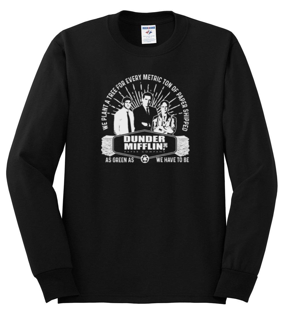 Office Dunder Mifflin Metric Ton S Pop Culture T Shirt 8263