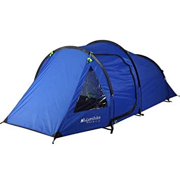 Eurohike Tay Deluxe 2 Man Tent Blue One Size  sc 1 st  Amazon UK & Eurohike Tay Deluxe 2 Man Tent Blue One Size: Amazon.co.uk ...