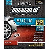 Rust-Oleum RockSolid Cherry Bomb Metallic Garage Floor Kit