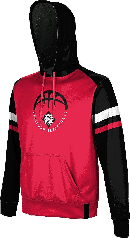 ProSphere Davidson College Basketball Boys Pullover Hoodie Old School