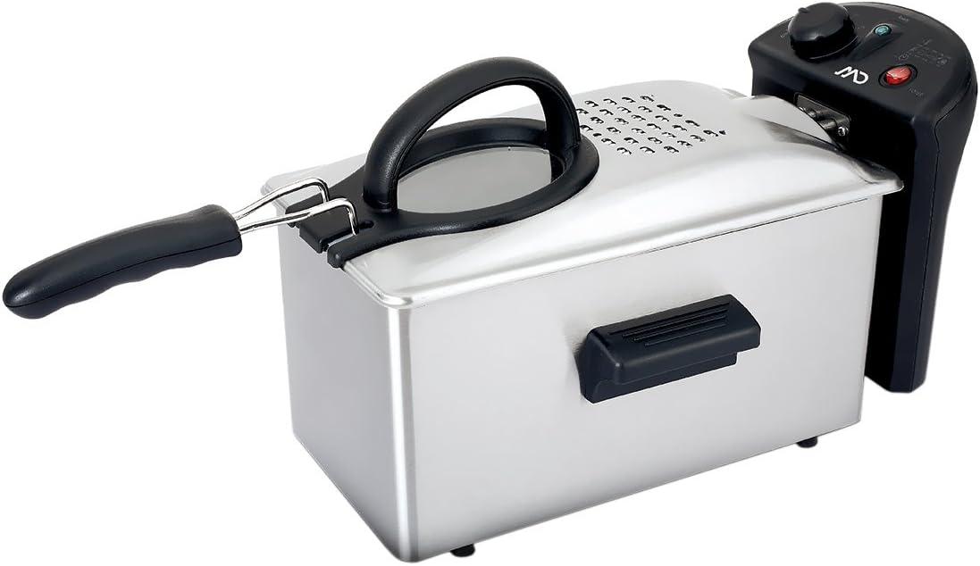 MD MDF de 5031//freidora fritura fritöse frittöse fría zonas 3L ...