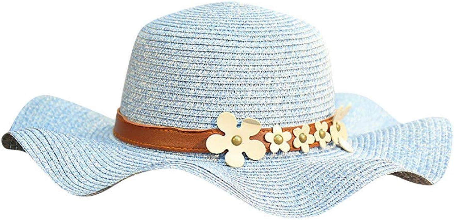 e65347362ba98 Vectry Sombrero Sombreros Mujer Verano Sombrero para Mujer Sombreros De Paja  Sombrero De Sol Sombrero De