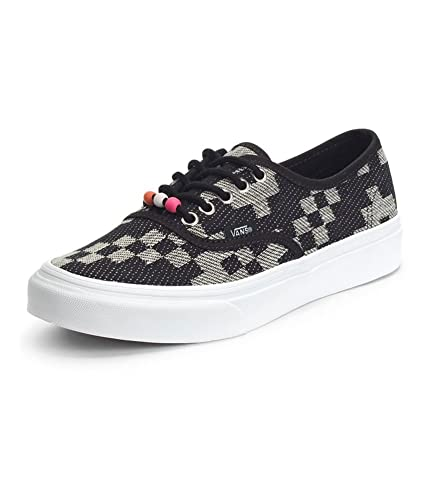 b5431db3cd Image Unavailable. Image not available for. Color  Vans Unisex Authentic  Slim Beads Sneakers ...