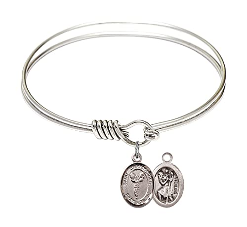 Bonyak Jewelry Sterling Silver Cheerleader Charm