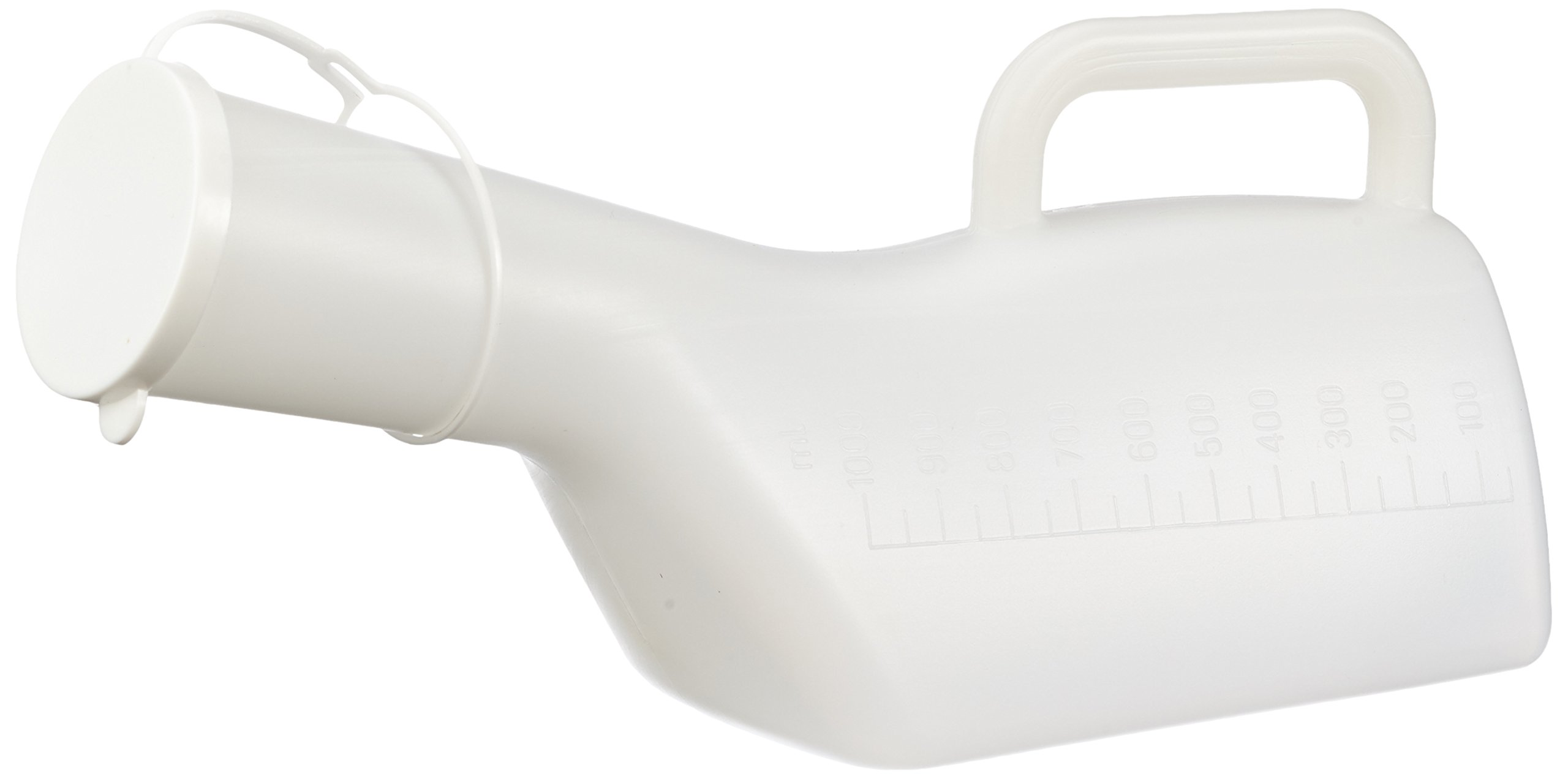 NRS Healthcare M76149 Long Necked Male Urinal
