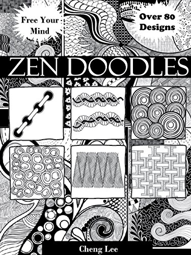 How to zendoodle tons of tangle patterns and designs kindle how to zendoodle tons of tangle patterns and designs by lee cheng fandeluxe Image collections