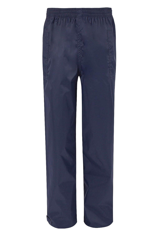 Mountain Warehouse Sobrepantalón impermeable Pakka para hombre - Pantalón de secado rápido, pantalón con costuras termoselladas - Para viajar en cualquier época del año