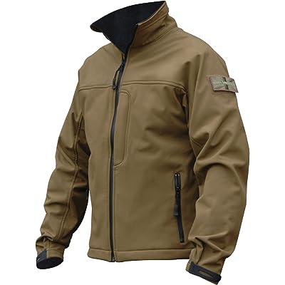 Highlander Odin Soft Shell Jacket Tan