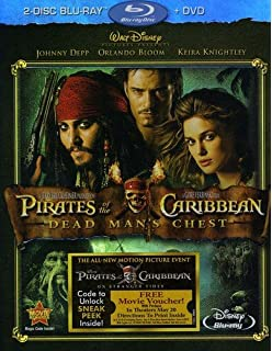 pirates of the caribbean all parts