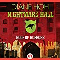 Book of Horrors Audiobook by Diane Hoh Narrated by Tara Sands