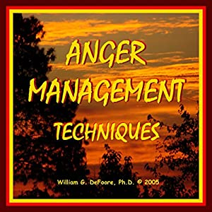 Anger Management Techniques Audiobook