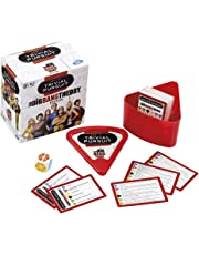 Big Bang Theory Trivial Pursuit Bite Size Board Game