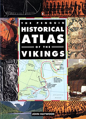 The Penguin Historical Atlas of the Vikings (Hist Atlas) Atlas Ultra Book Holder